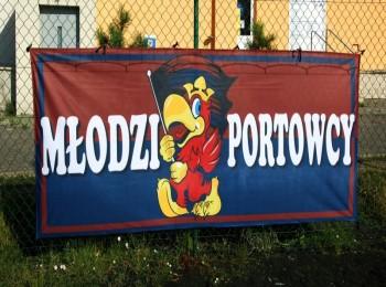 Flaga Młodzi Portowcy